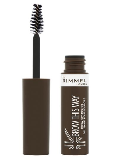Rimmel Brow This Way in the shade mid brown