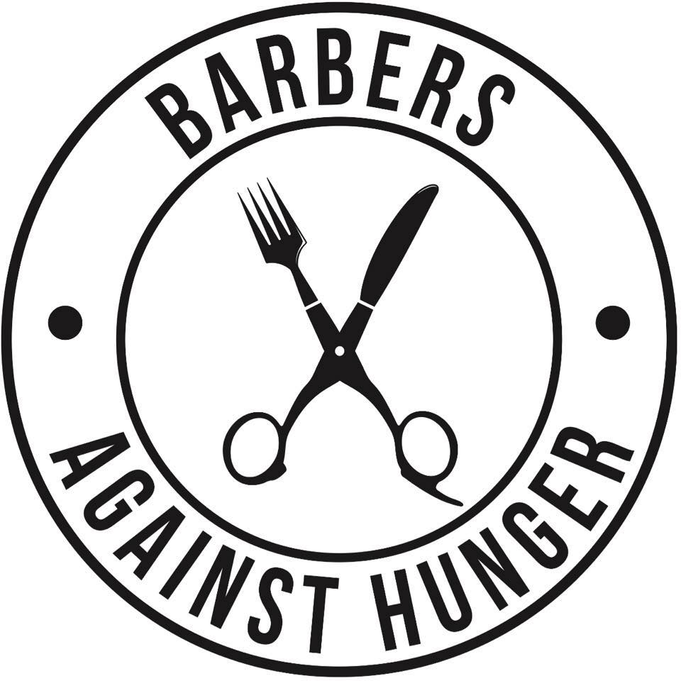 Barbers Against Hunger Logo