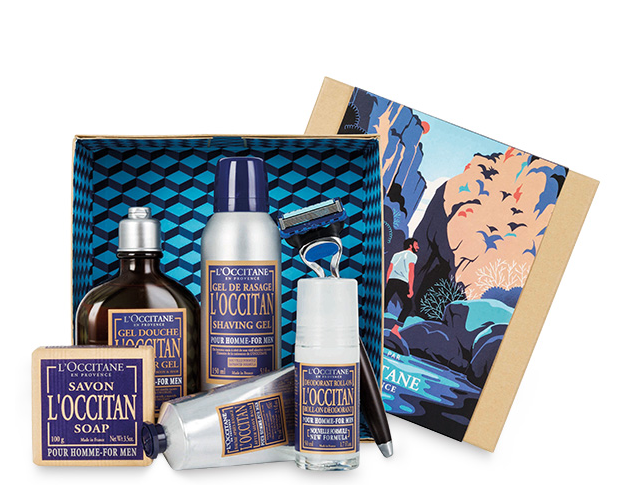 L'Occitane Shaving Collection