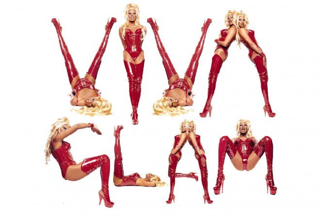 RuPaul for Viva Glam