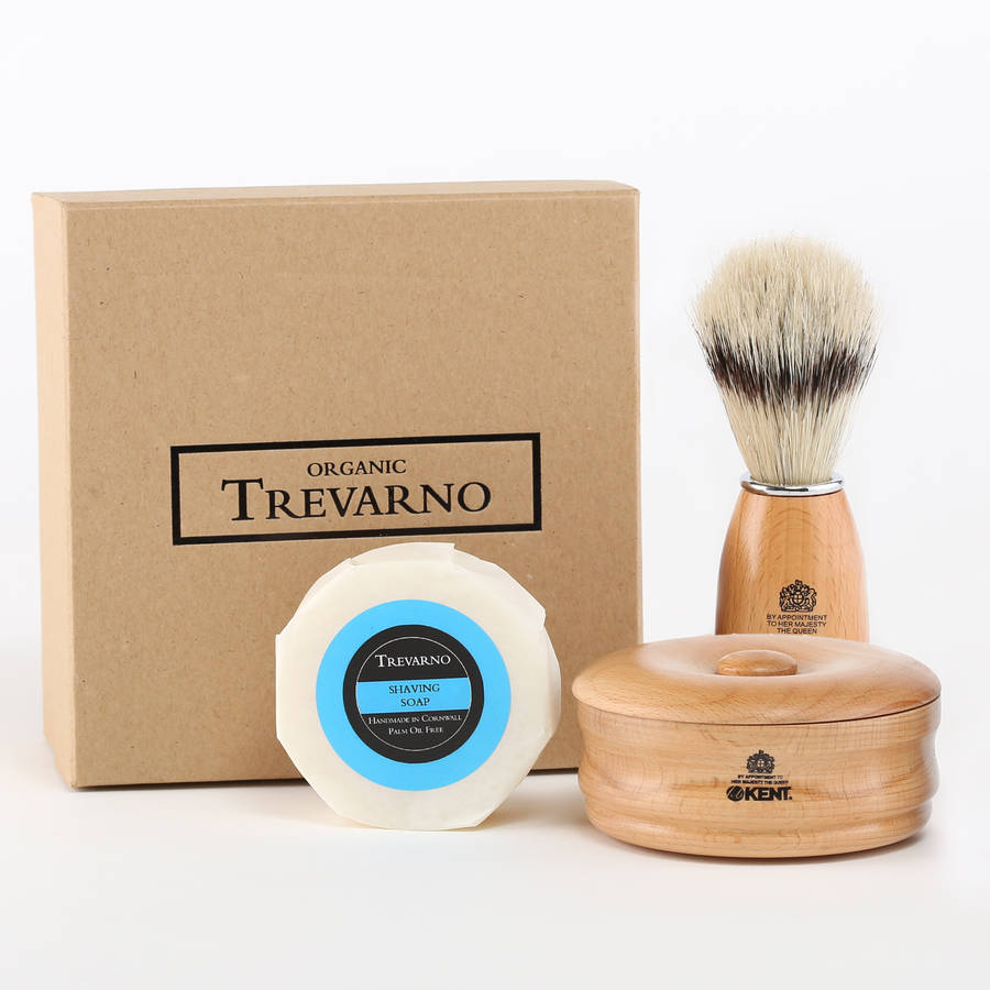 NotonTheHighstreet shaving kit