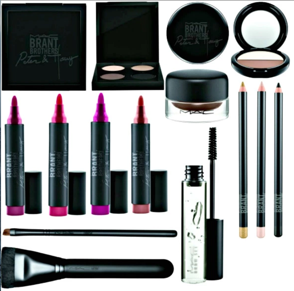The full collection of make up