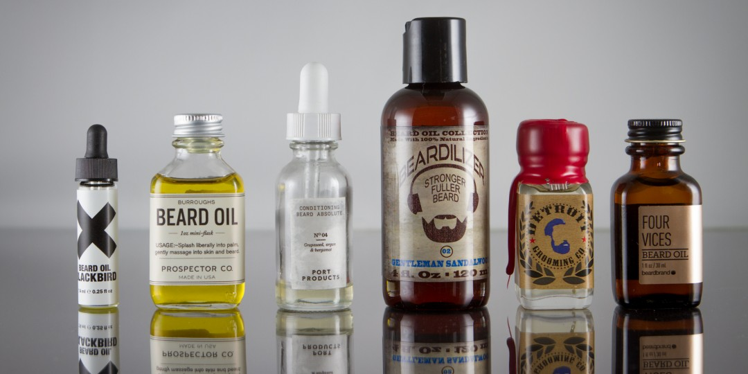Beard oil might not always be key to a good beard