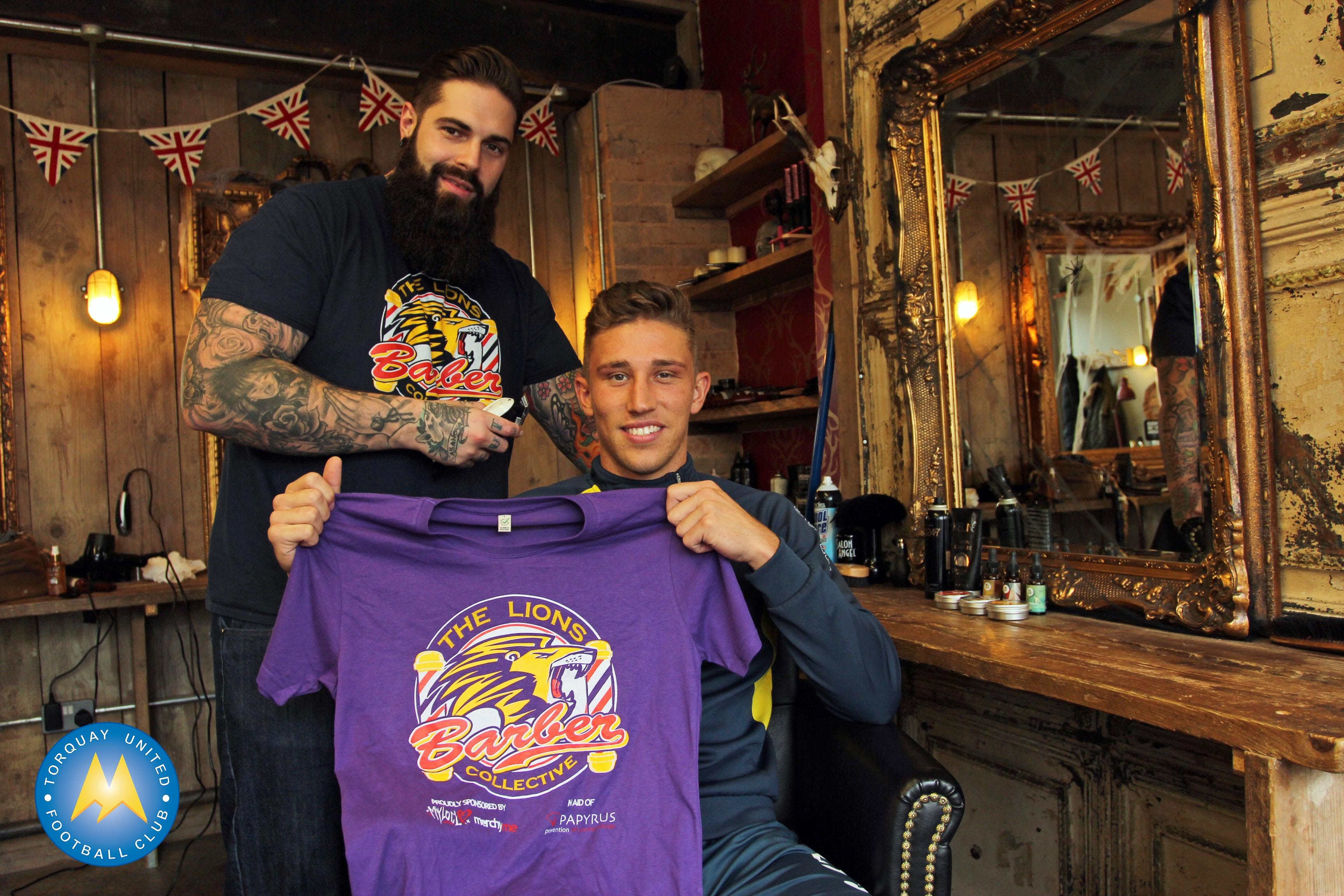 lions barber collective