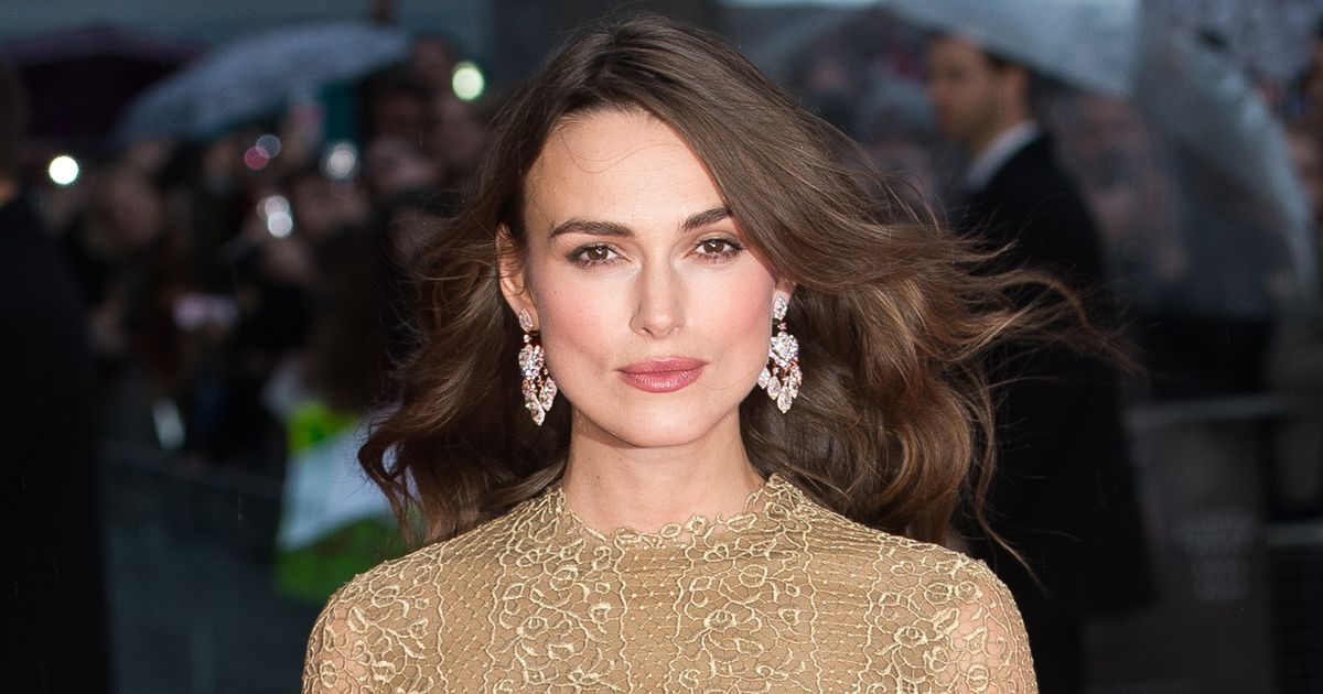 Keira Knightly Reveals She Wears Wigs to Deal With Hair Loss