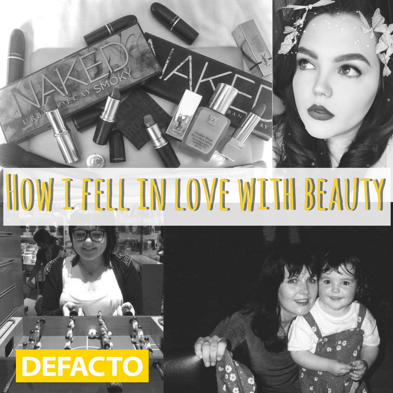 How i fell in love with beauty