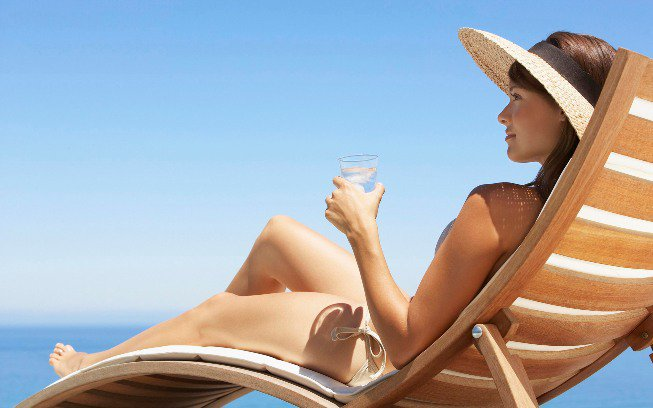 Acne Myths: sun cream will cause you problems