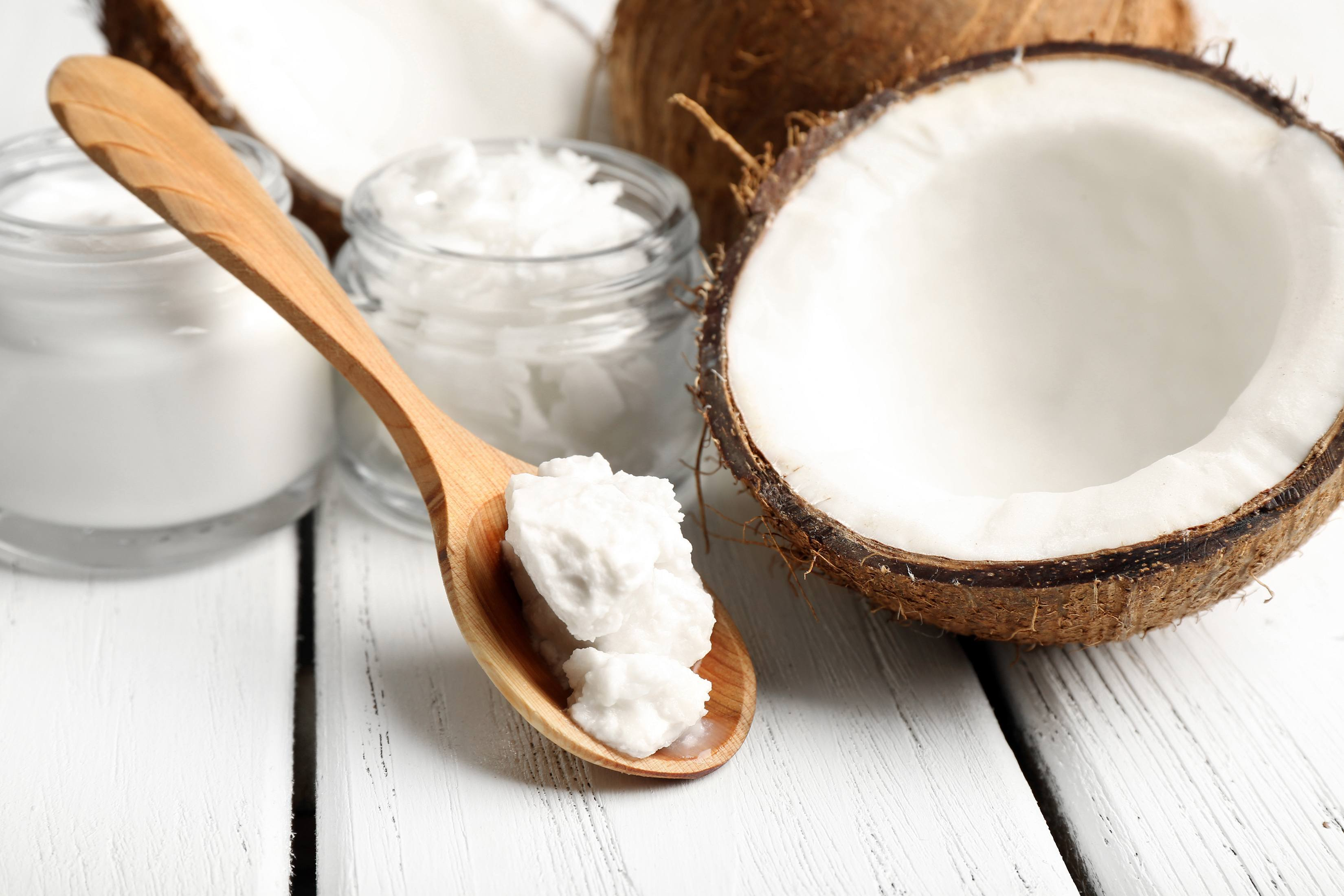 Coconut oil has a lot to offer!