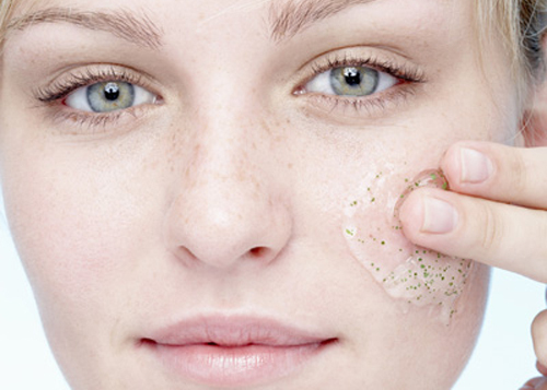 Acne Myths: don't exfoliate daily